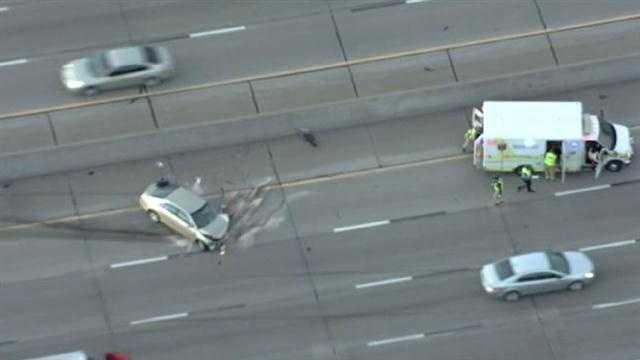 I-435, Antioch crash