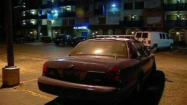 A-1 motel robbery