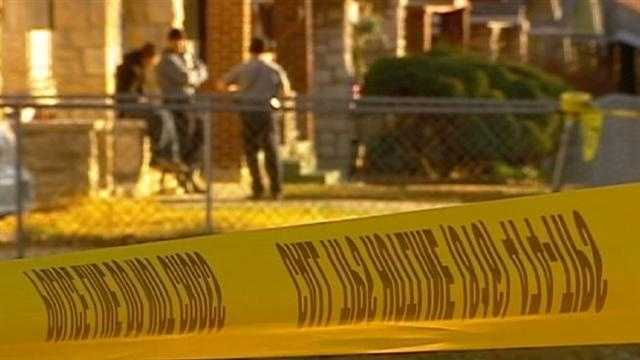 Teenagers injured in shooting near Budd Park