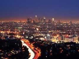 10) Angel Stadium - California - Home of the Los Angeles Angels of Anaheim