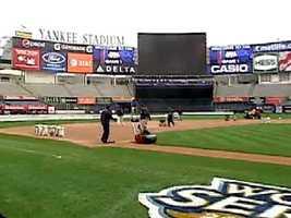 4) Yankee Stadium - New York - Home of the Yankees