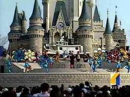 2) Disneyland - California