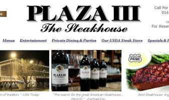 8) Plaza III The Steakhouse