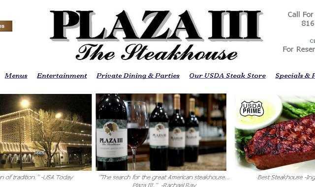 8) Plaza III The Steakhouse