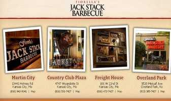 2) Fiorella's Jack Stack Restaurant