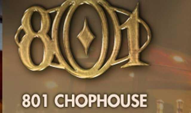 4) 801 Chophouse