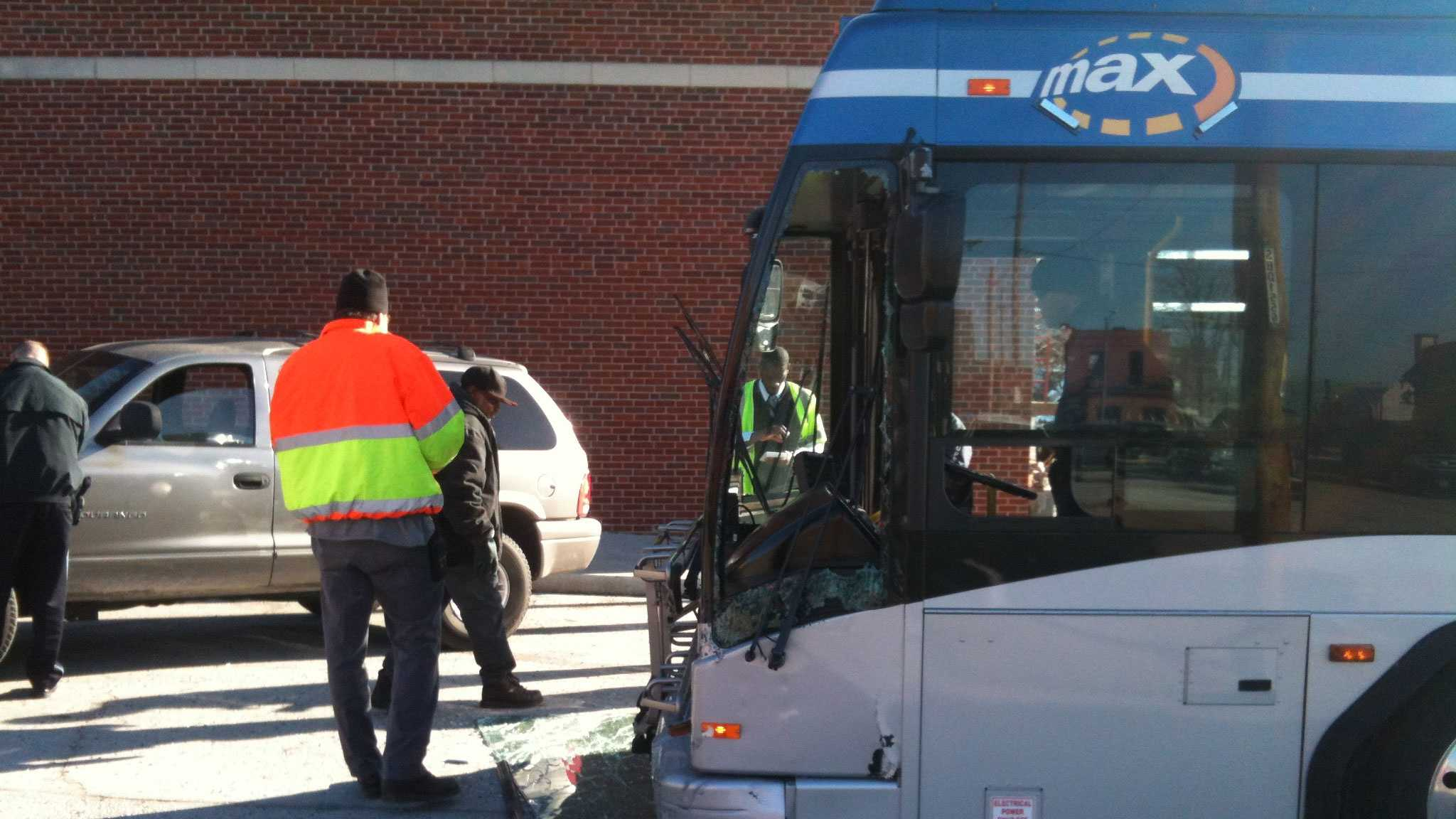 16th, Holmes bus crash