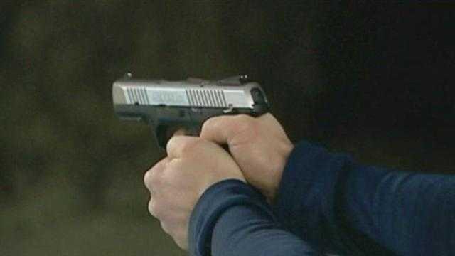 Gun instructor swamped after offer to train teachers