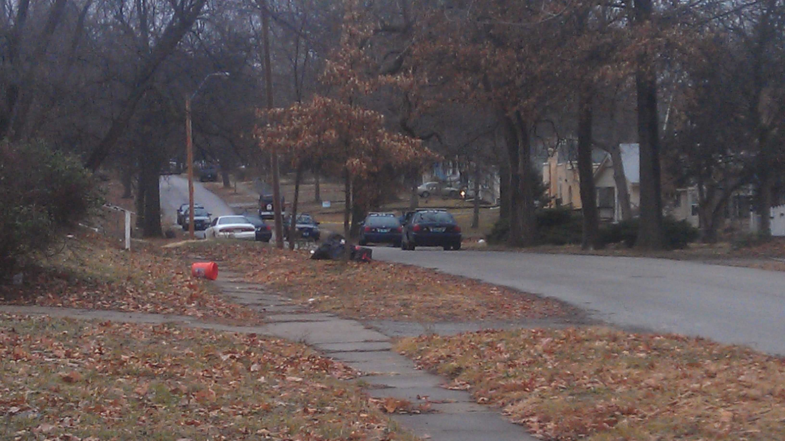 77th Terrace home invasion