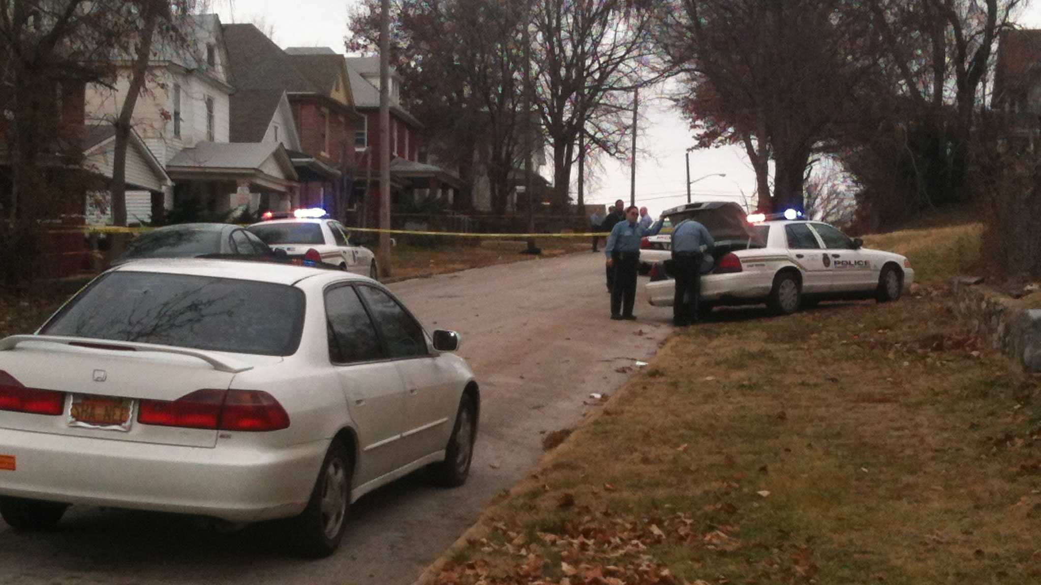 Double shooting, Seventh, Lafayette