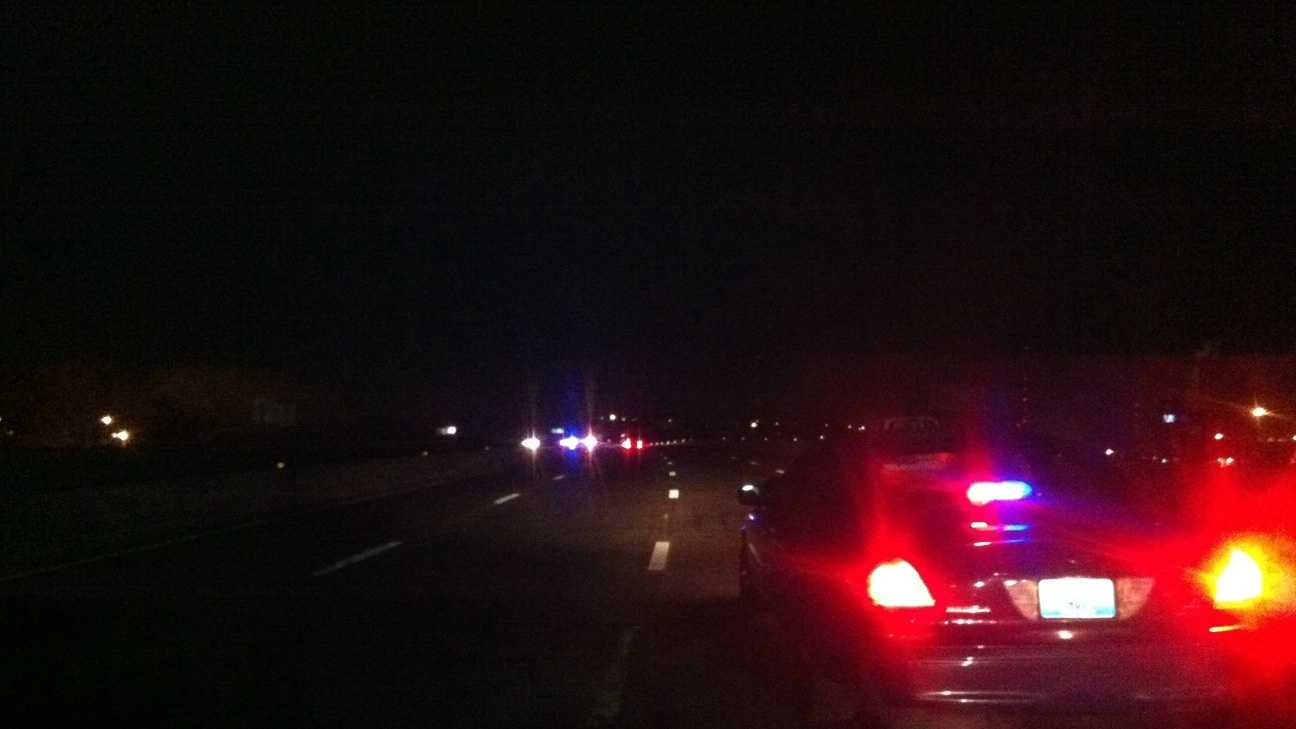 I-435, Front street shooting