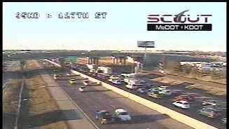 I-35, Santa Fe crash