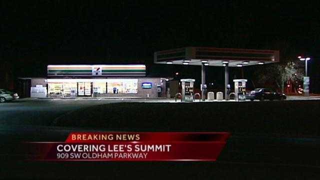 7-Eleven carjacking attempt, Lee's Summit