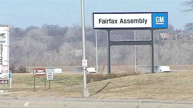 General Motors is expected to announce the addition of a high-tech auto painting operation to its Fairfax plant in Kansas City, Kan.