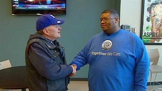 Call to cable company helps save man's life