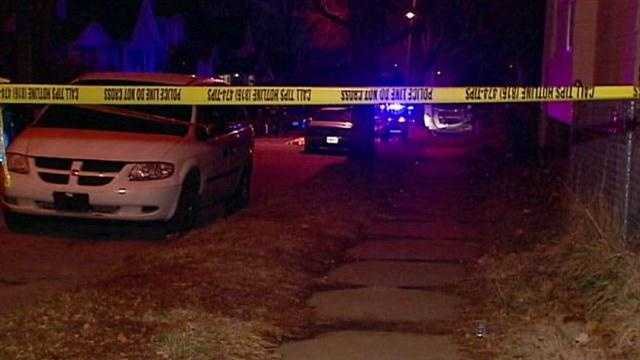 Man shot, killed while working on car