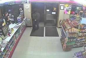 Cameron, Mo., police are searching for a man who robbed the North Casey's General Store at 405 West Grand Ave. on Wednesday morning.