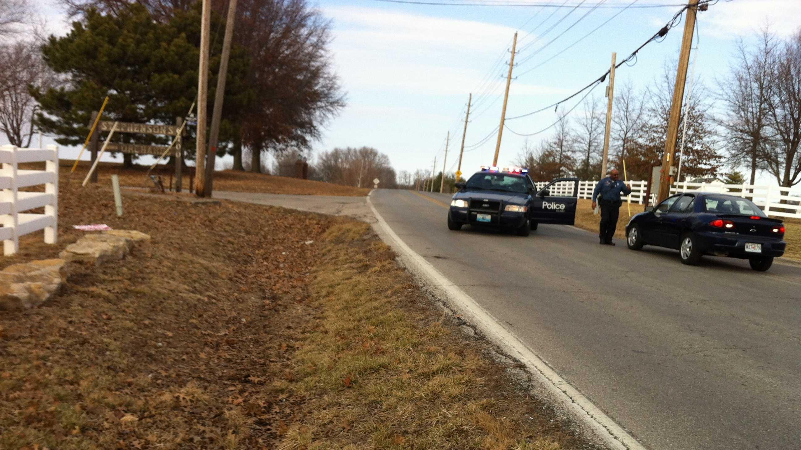 Image Fatal motorcycle ax on Lee's Summit Road