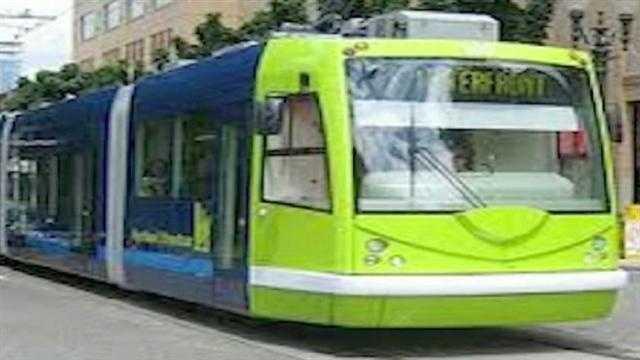 KC streetcar project