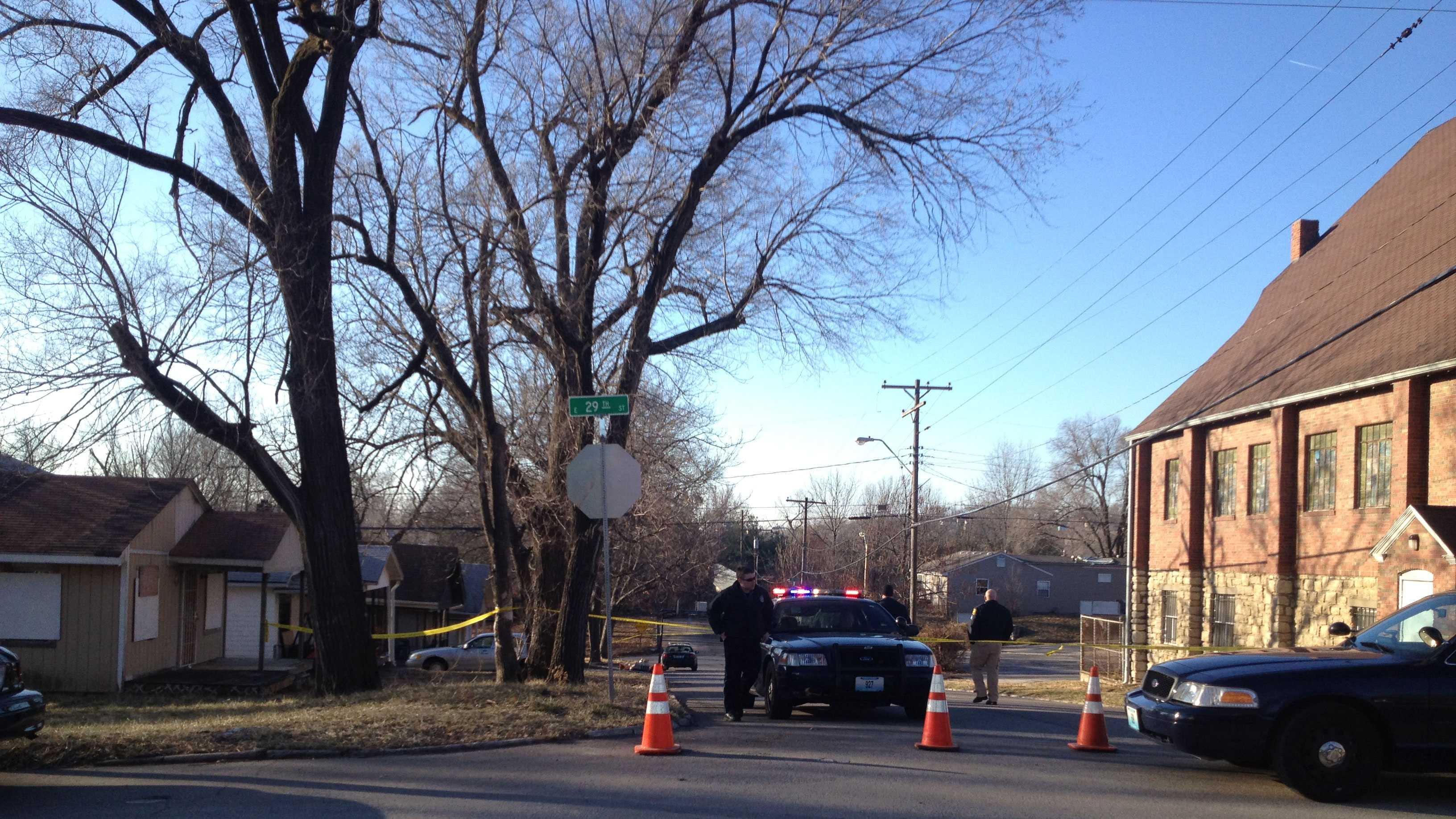 29th Terrace, Oakley Avenue homicide