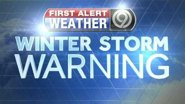 KMBC Winter Storm Warning