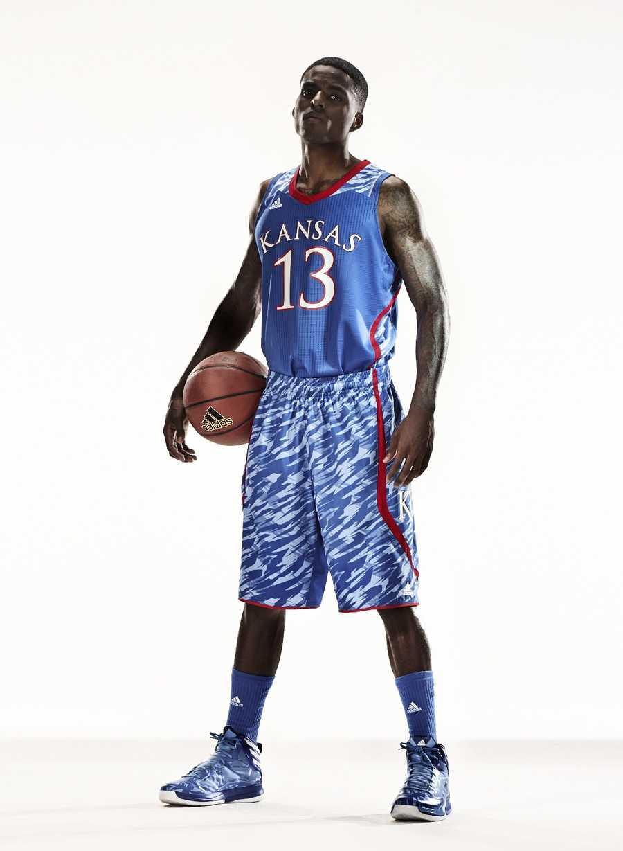 A view of what the new post-season uniforms will look like.
