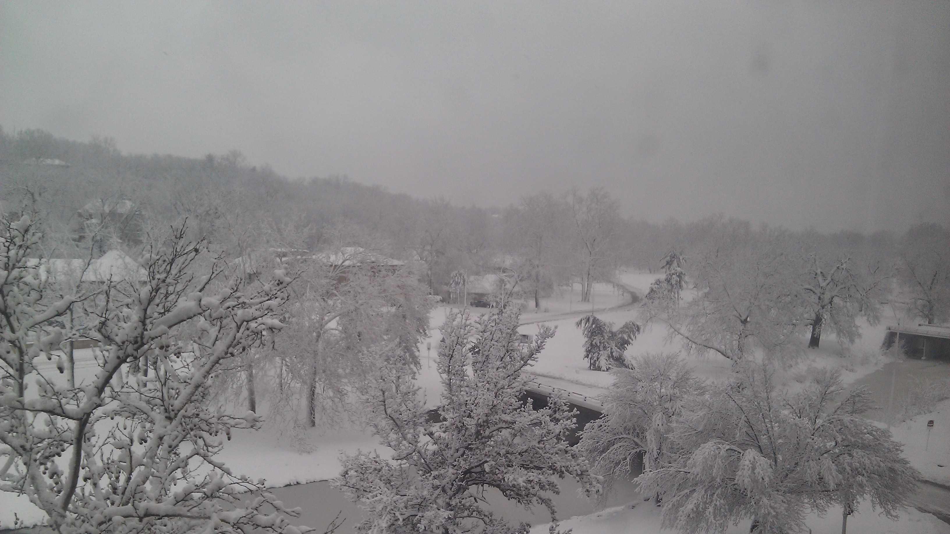 Kansas City winter storm