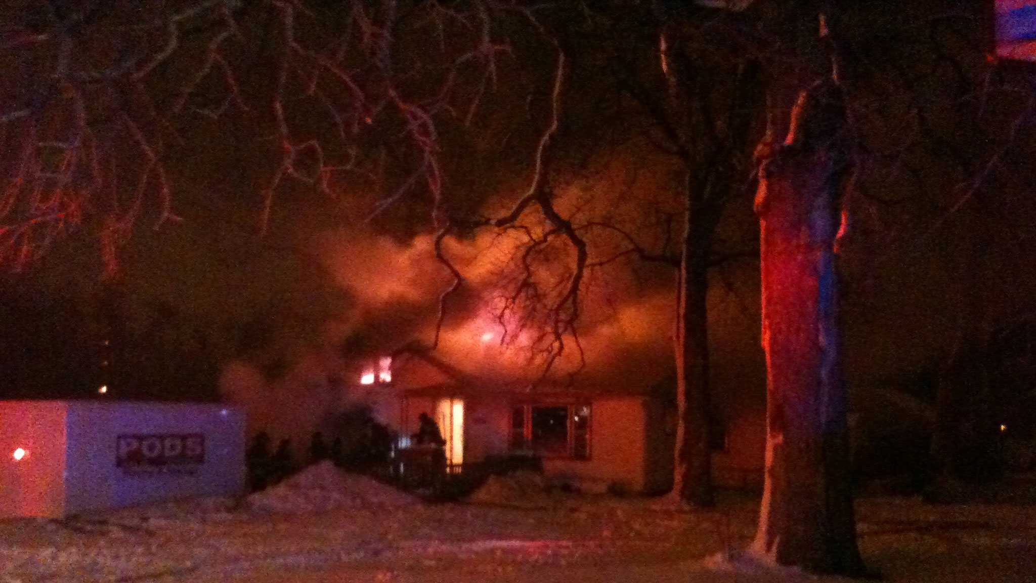 House fire 80th, Walrond