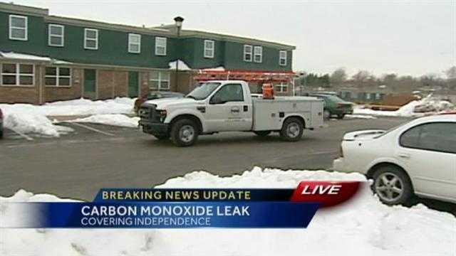 Carbon monoxide leak in Independence