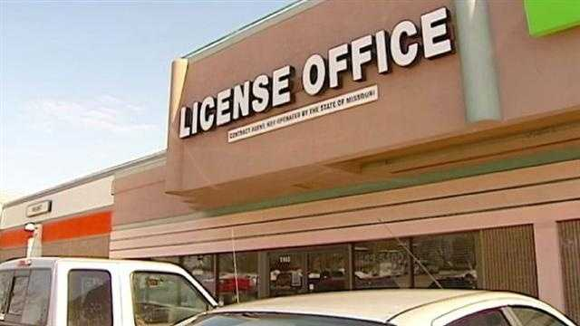 Missouri Driver's License Office