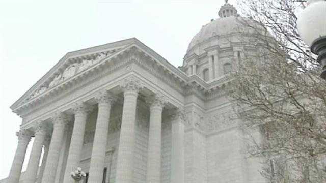 Image Generic Missouri Capitol building