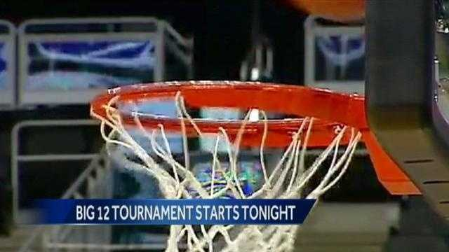 Image Big 12 tournament