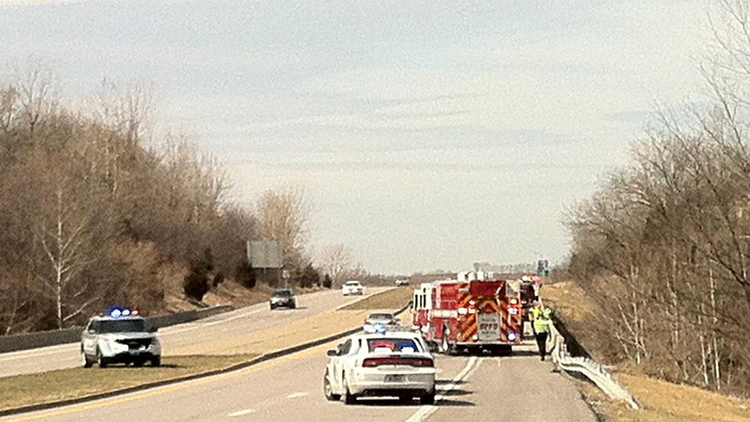 Highway 152 in Platte County