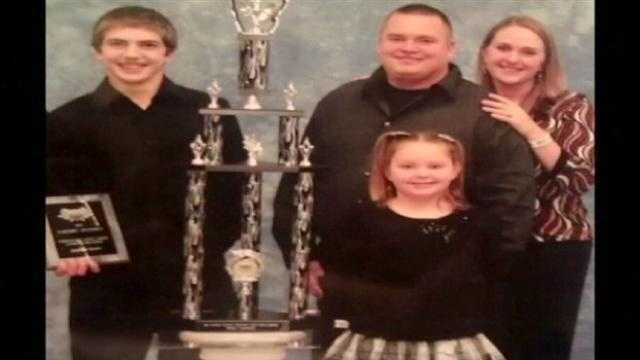 Tanner family photo