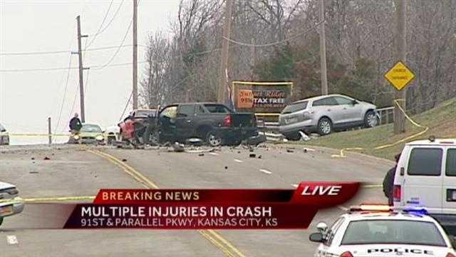 Deadly crash in KCK