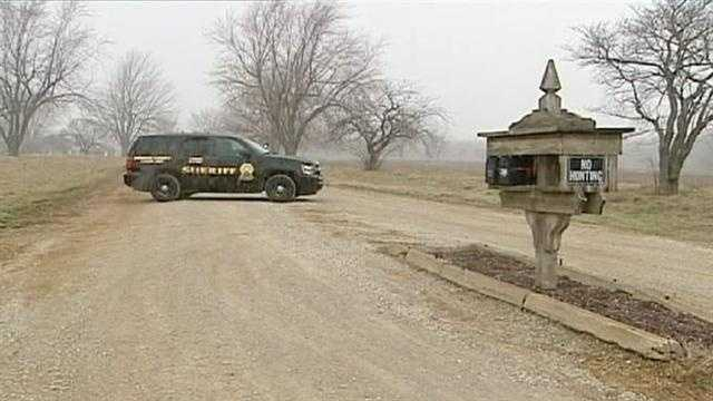 Search continues after skull found in Johnson Co.