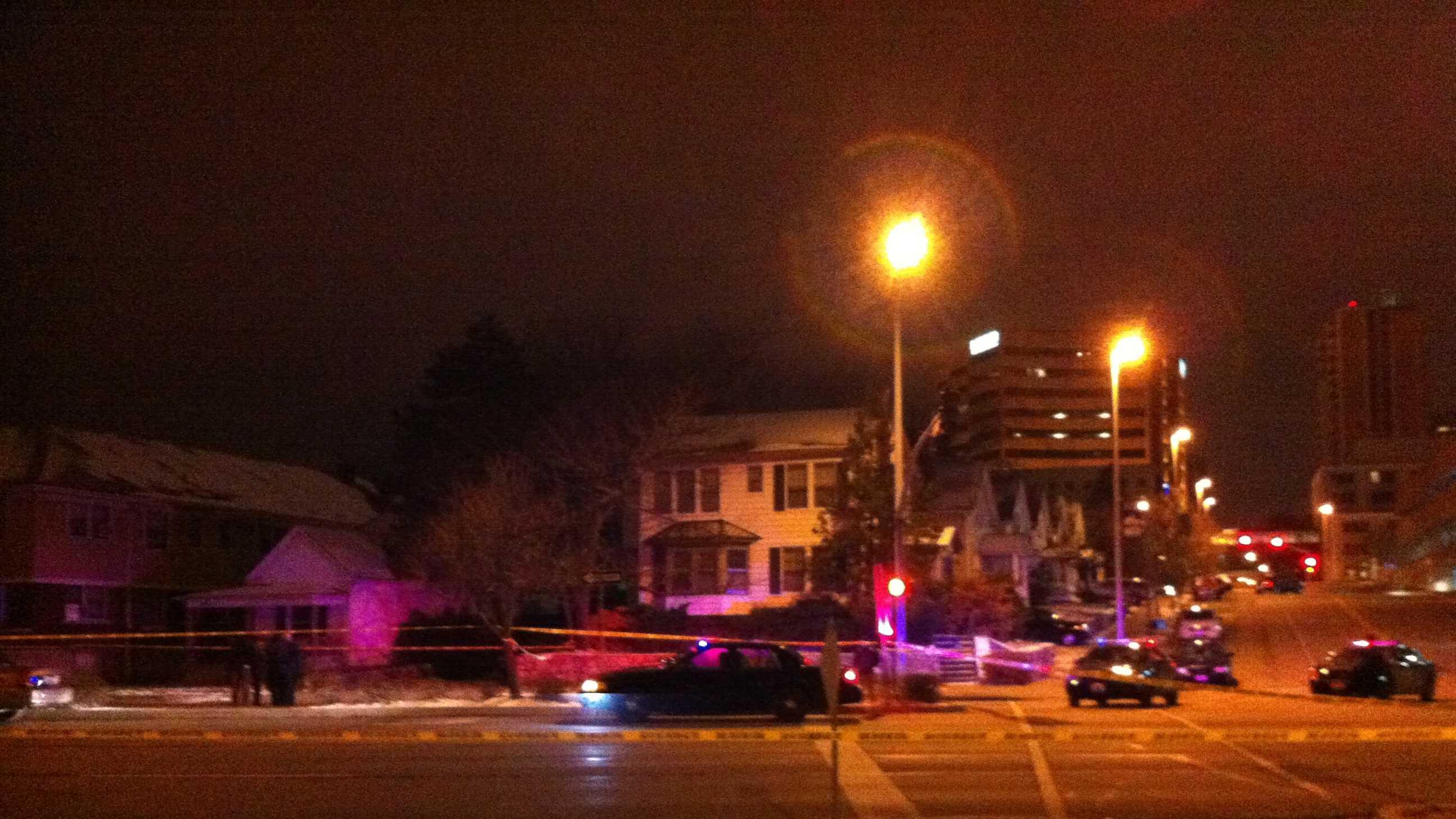 1 dead in Brookside Boulevard quadruple shooting
