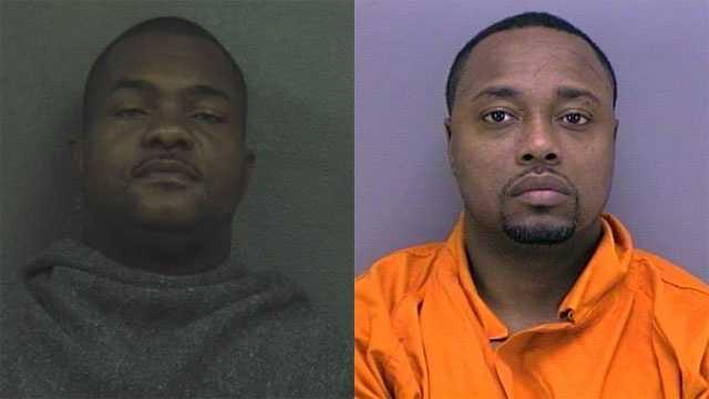 Melvin Robinson and Pete Davis Jr.