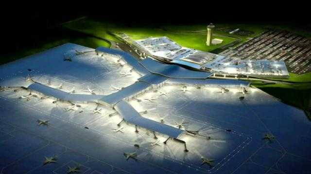 Plans unveiled for single-terminal KCI makeover