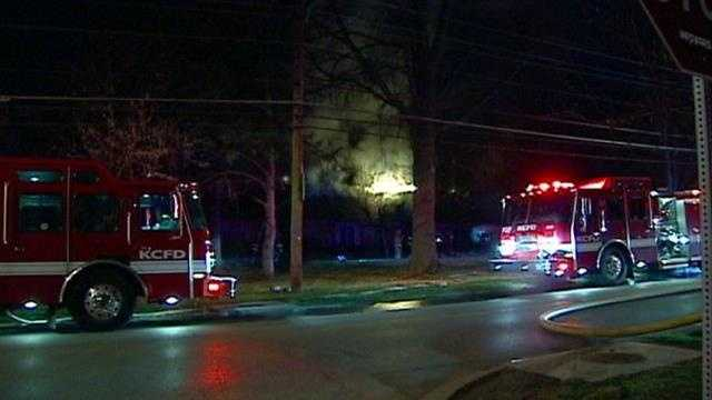 113th, Wornall, group home fire