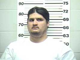 Lance Thompson was arrested in connection with the marijuana bust.