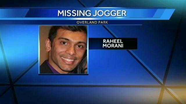 Police searching for missing jogger in Overland Park