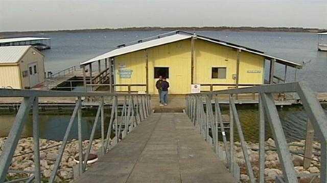 Image Smithville Lake marina restaurant
