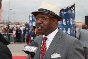 Bob Kendrick of the Negro Leagues Baseball Museum