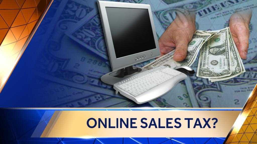 Image Online Sales Tax