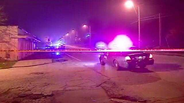 Image South Kansas City shooting