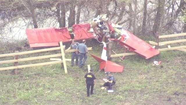 Image Douglas County plane crash