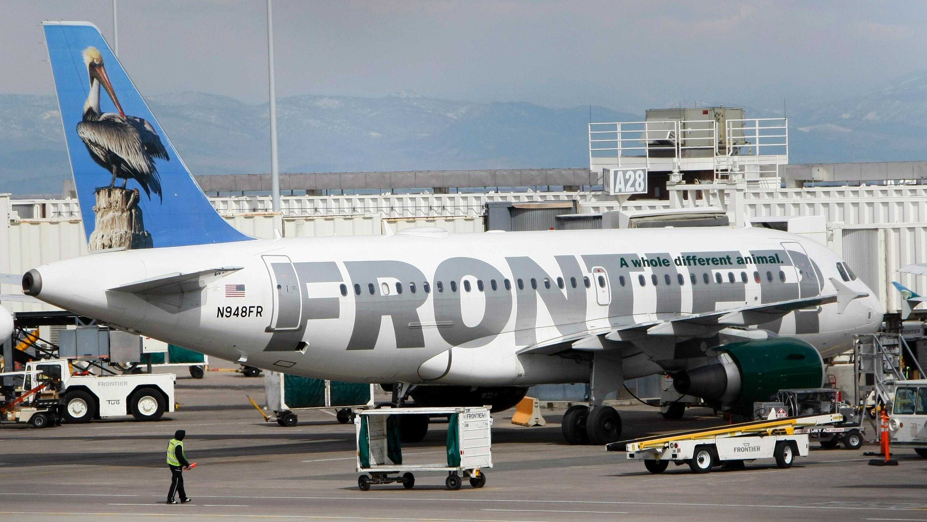 Image Frontier Airlines