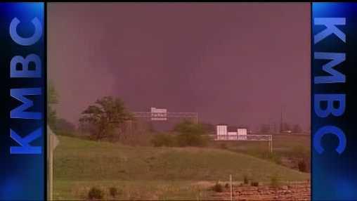 May 4, 2003 tornado hits metro