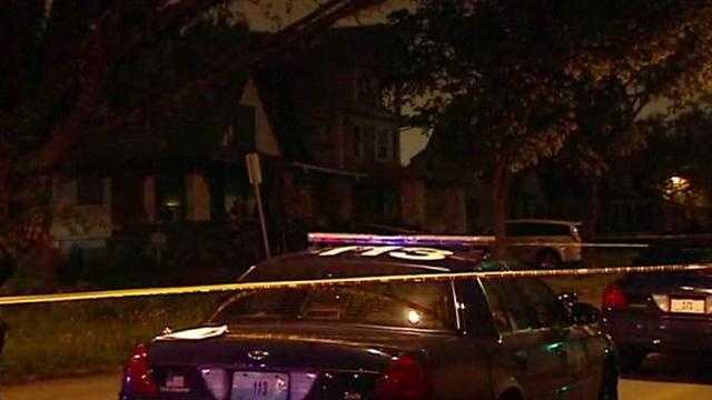 Homicide in the 3500 block of South Benton Avenue